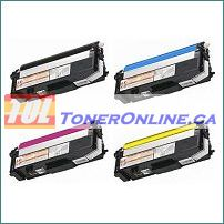 Brother TN315 Compatible Toner Cartridge 4 Color Set for HL-4150CDN MFC-9460CDN