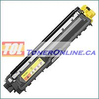 Brother TN225 / TN-225 Yellow Compatible Toner Cartridge for HL-3170CDW HL-3170CW