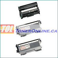Brother DR420 Compatible Drum Unit 1PK and TN450 Compatible Toner Cartridge 2PK for DCP-7060D HL 2280