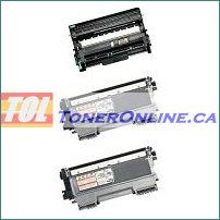 Brother DR420 Compatible Drum Unit 1PK and TN450 Compatible Toner Cartridge 2PK for DCP-7060D HL 2280