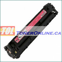 Canon 118 Magenta Compatible Toner Cartridge 2660B002AA for ImageClass LBP7200Cdn MF8350Cdn