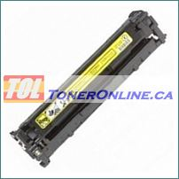 HP Color LaserJet CB542A Yellow Toner Cartridge (remanufactured)