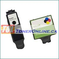 Dell A2042314 (DW905) A2042313 (DW906) Remanufactured Ink Cartridge Set for All-In-One P703w