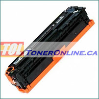 HP CE320A 128A Black Compatible Toner Cartridge for Color LaserJet CM1415fnw CP1525nw
