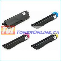 Kyocera-Mita TK-592SET 4 Color Set Compatible Toner Cartridge for FS-C2026MFP, FS-C2126MFP, FS-5250DN