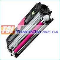 Konica-Minolta A0V3 0CF 1600W Magenta Compatible Toner Cartridge for Magicolor 1650EN 1680MF
