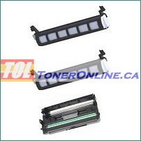 Panasonic KX-FA84 Compatible Drum Unit 1PK and KX-FA83 Compatible Toner Cartridge 2PK for KX Series FL611 FLM671