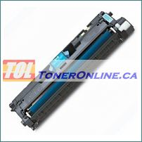 HP C9701A 121A Q3961A 122A Cyan Compatible Toner Cartridge for HP LaserJet 1500, 2500