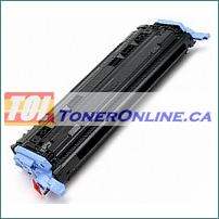 HP 124A Q6000A COMPATIBLE LaserJet TONER Cartridge 1600 2600 2600N  Black