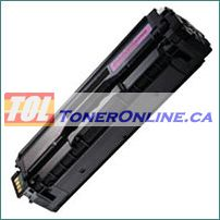 Samsung CLT-M504S Magenta Compatible Toner Cartridge for CLP-415N CLX-4195N C1860FW