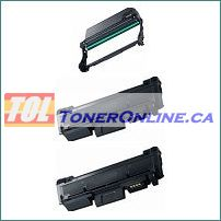 Samsung MLT-R116 Compatible Drum 1PK and MLT-D116L Compatible Toner 2PK