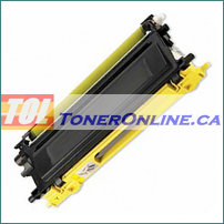 Brother TN210 / TN-210 Yellow Compatible Toner Cartridge for HL-3040CN MFC-3070CW