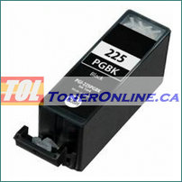 Canon PGI-225 Black Compatible Ink Cartridge 4530B001AA (with chip) for PIXMA iP4820 PIXMA MX882