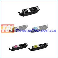 Canon PGI-250XL CLI-251XL Super High Yield Compatible Ink Cartridge 5 Color Set for iP7220 MG5420