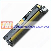 HP C9702a 121A Q3962A 122A Yellow Compatible Toner Cartridge for HP LaserJet 1500, 2500