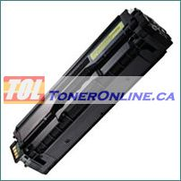 Samsung CLT-Y504S Yellow Compatible Toner Cartridge for CLP-415N CLX-4195N C1860FW